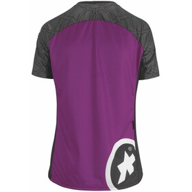 assos Trail SS Jersey Women cactus purple